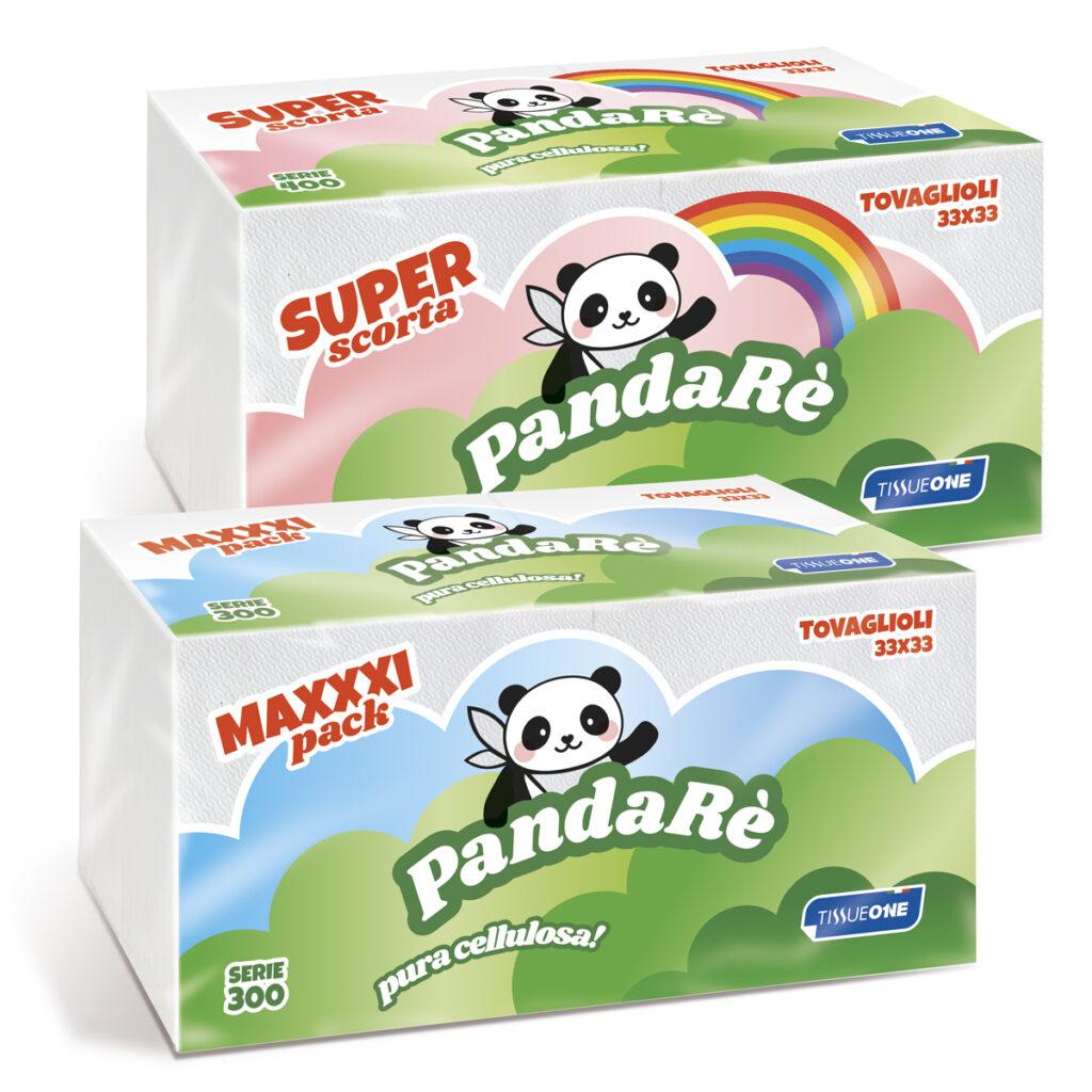 PandaRe 2 pack